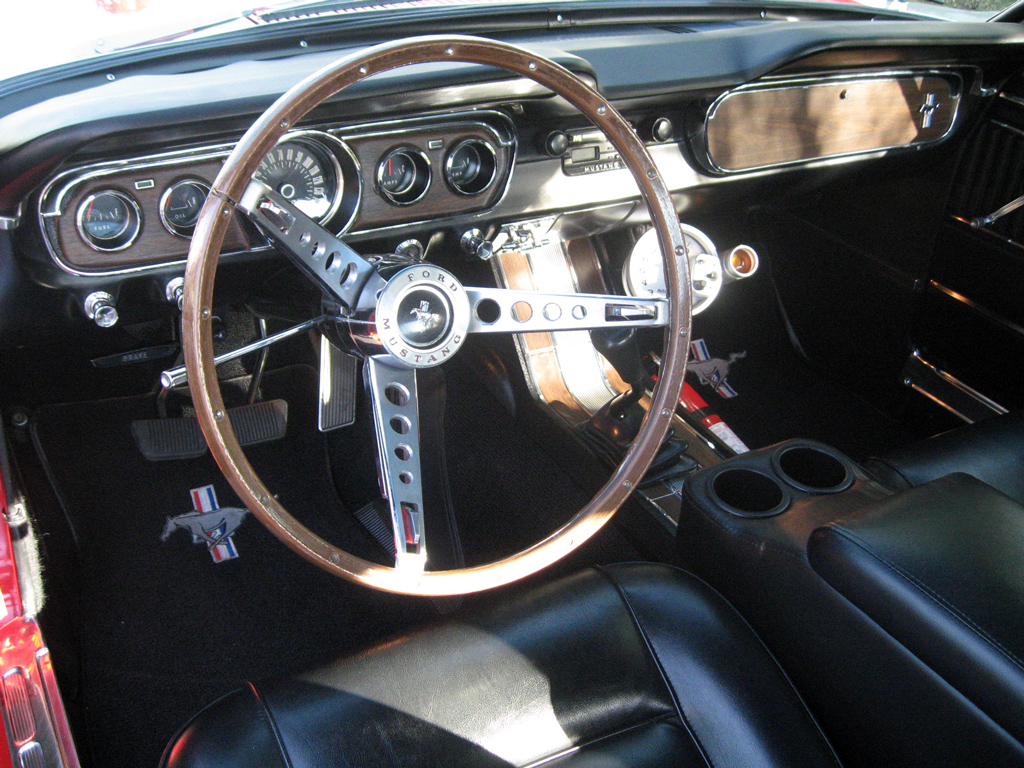 1965 Ford Mustang SOLD - Click Image to Close