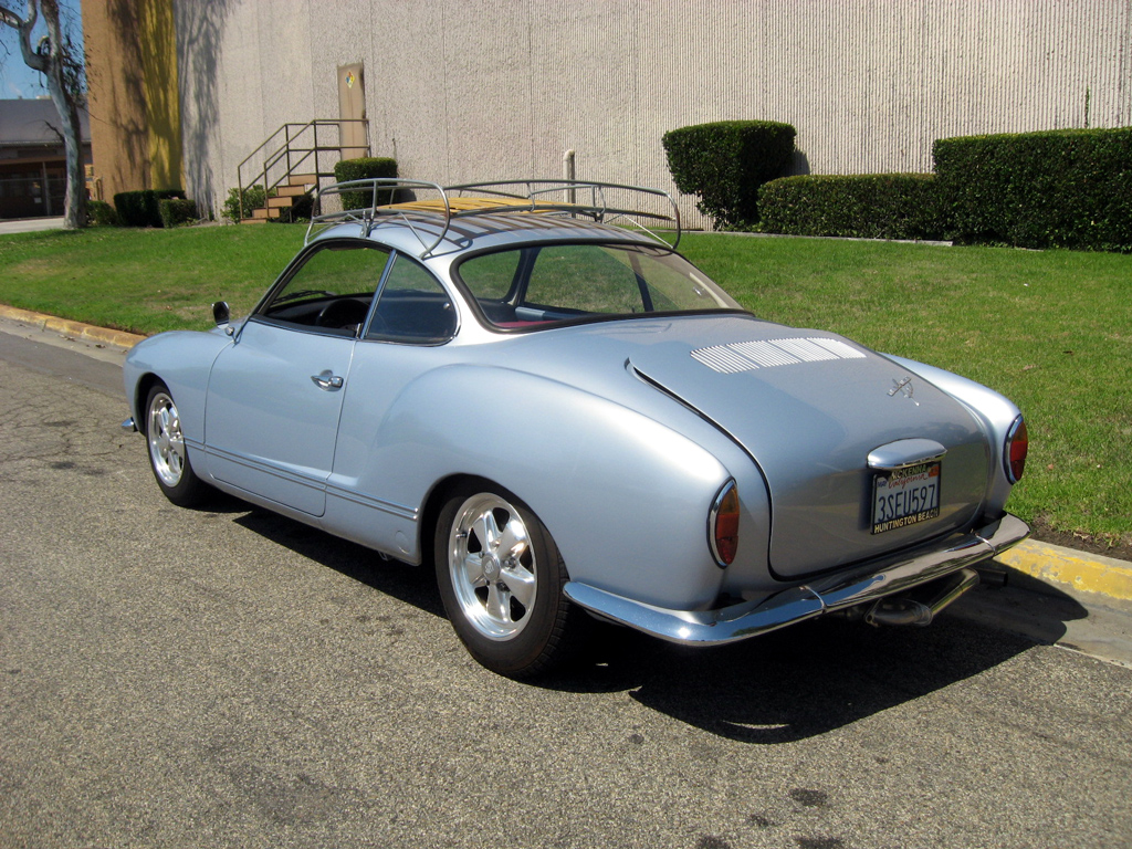 1969 vw karmann ghia
