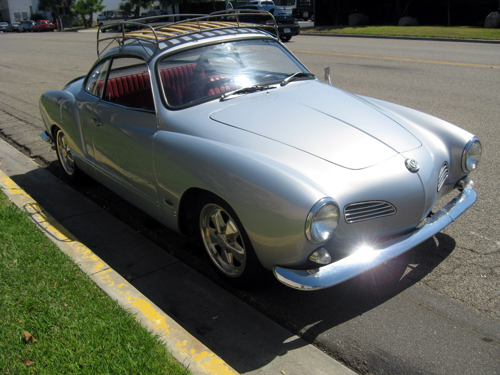 1969 VW Karmann Ghia - SOLD