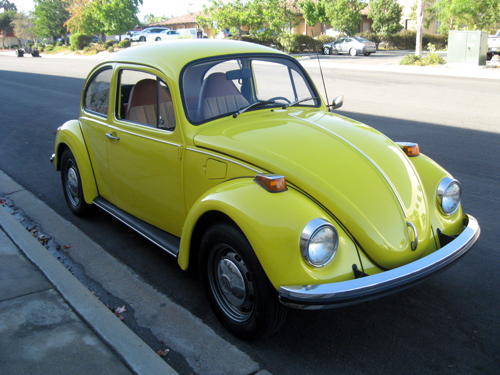 1973 VW Beetle - SOLD - Click Image to Close