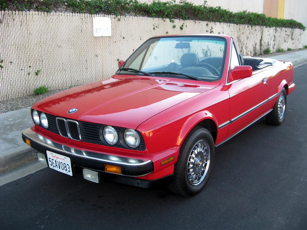 BMW I SOLD BMW I Convertible - Bmw 325i convertible