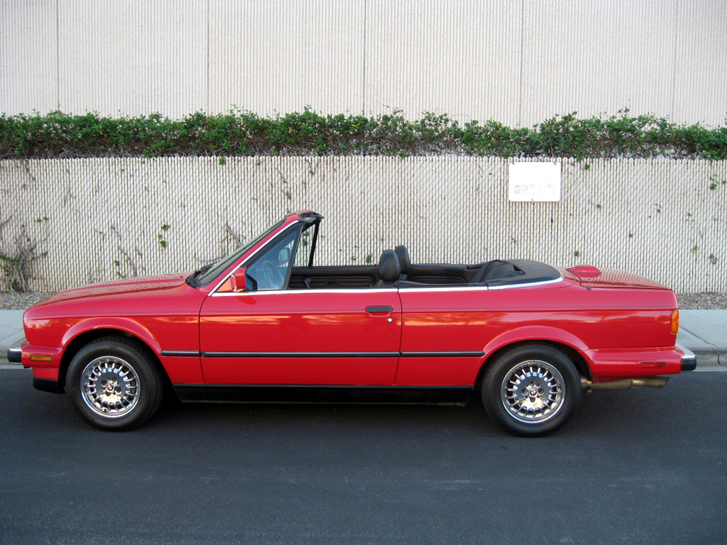 Jeep San Diego >> 1987 BMW 325i - SOLD [1987 BMW 325i Convertible] - $7,900.00 : Auto Consignment San Diego ...
