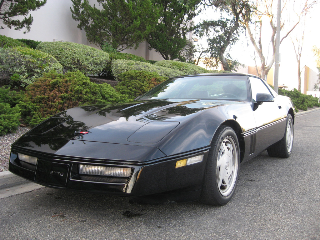 1988 Chevy Corvette Coupe - SOLD