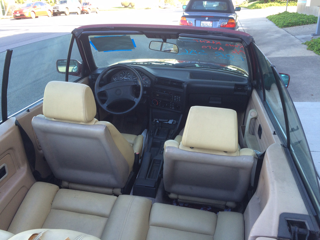 1991 BMW 325i Convertible - Click Image to Close