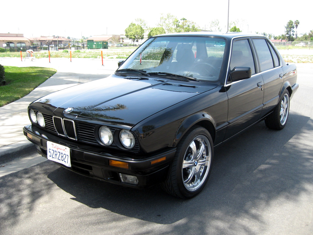 1991 bmw 325i sedan 1991 bmw 325i sedan 8 auto consignment san diego private. Black Bedroom Furniture Sets. Home Design Ideas
