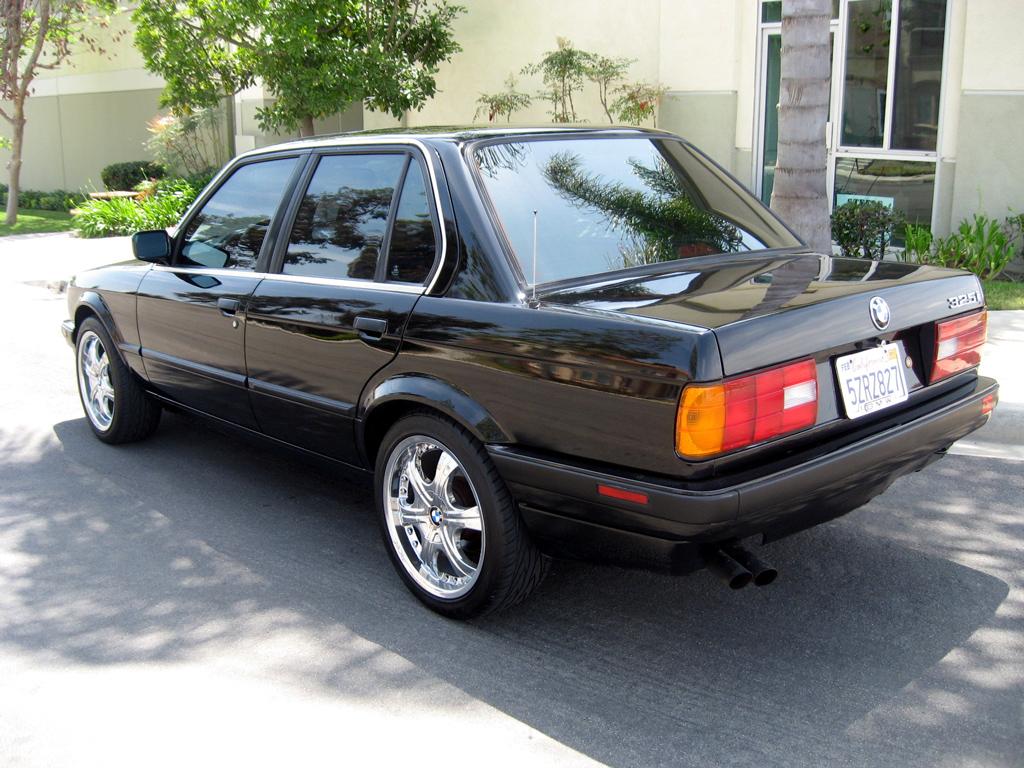 Dodge San Diego >> 1991 BMW 325i Sedan [1991 BMW 325i Sedan] - $8,800.00 ...