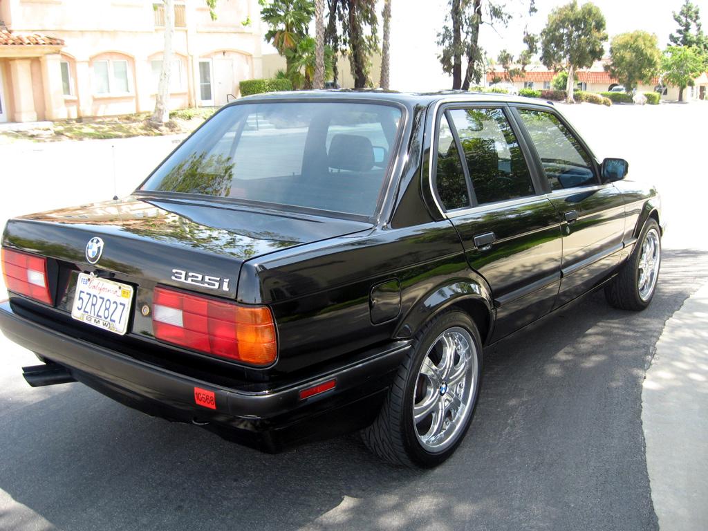 1991 Bmw 325i Sedan 1991 Bmw 325i Sedan 8 800 00