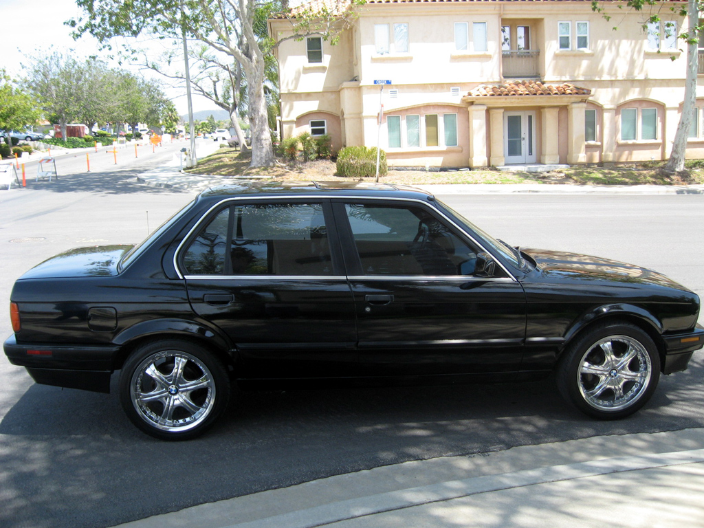 Jeep San Diego >> 1991 BMW 325i Sedan [1991 BMW 325i Sedan] - $8,800.00 : Auto Consignment San Diego, private ...
