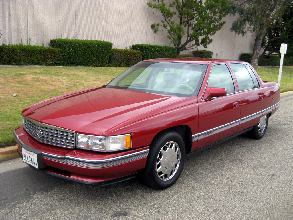 1994 Cadillac DeVille Concours - SOLD