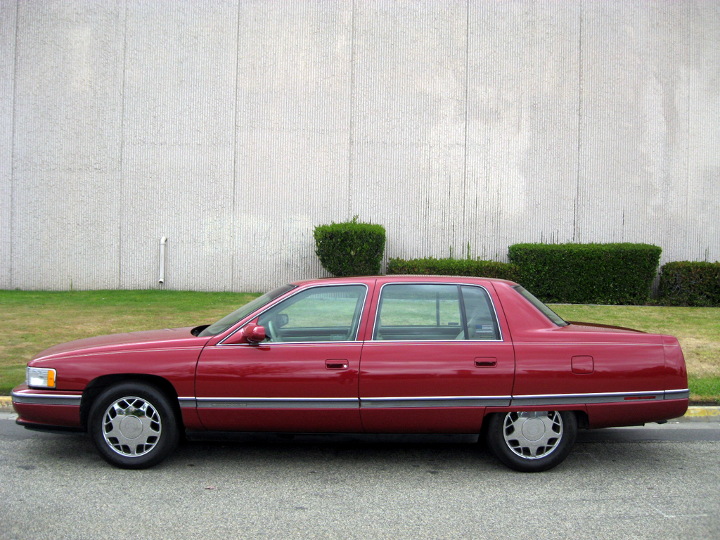 Jeep San Diego >> 1994 Cadillac DeVille Concours - SOLD [1994 Cadillac DeVille Concours] - $4,900.00 : Auto ...