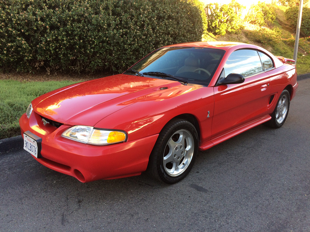 1994 Ford Mustang Cobra - SOLD