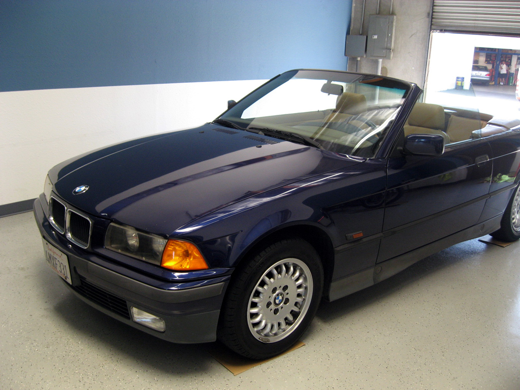 1995 Bmw 318ic Convertible 1995 Bmw 318ic Convertible