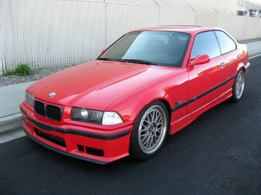 1995 BMW M3 Coupe - SOLD