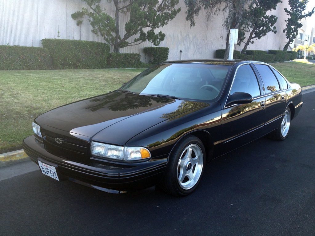 1995 Chevy Impala LT4 - SOLD