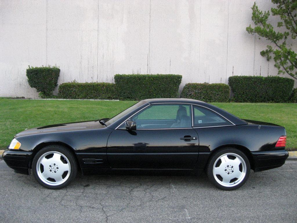 Mercedessl B on 1997 Dodge Seats