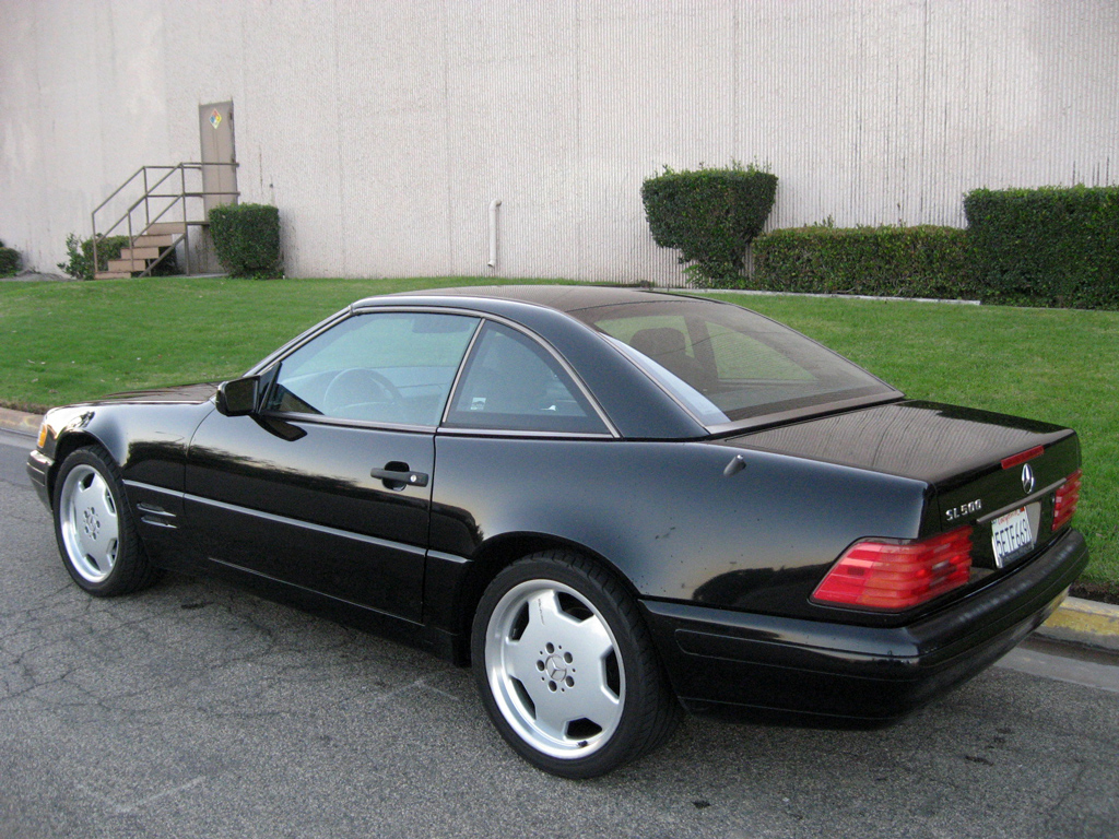 Jeep San Diego >> 1997 Mercedes SL500 Convertible - SOLD [1997 Mercedes SL500 Convertible] - $8,400.00 : Auto ...