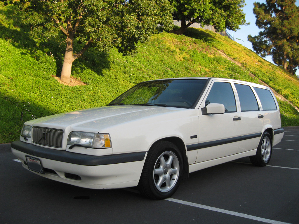 1997 Volvo 850 Wagon - SOLD