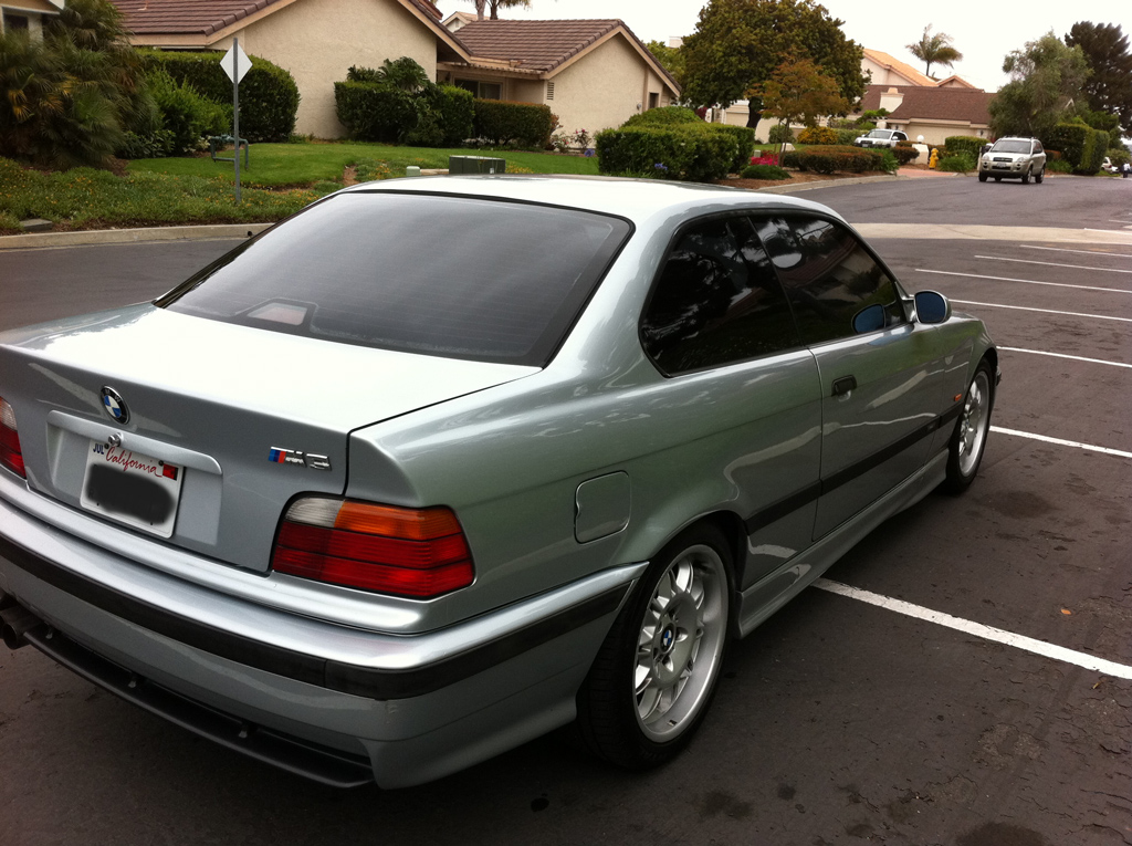 1998 BMW M3 Coupe - SOLD