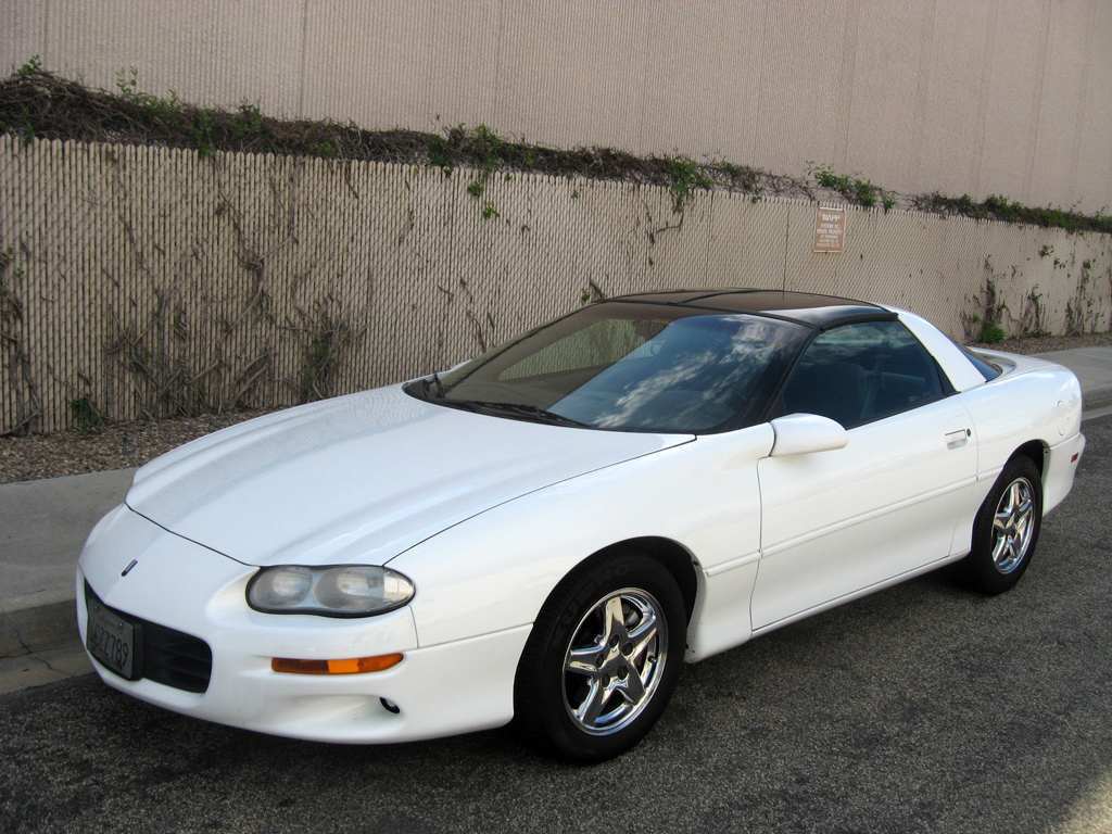 1998 Chevy Camaro - SOLD