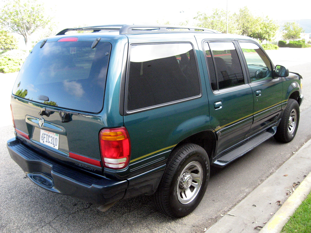 1998 Mercury Mountaineer