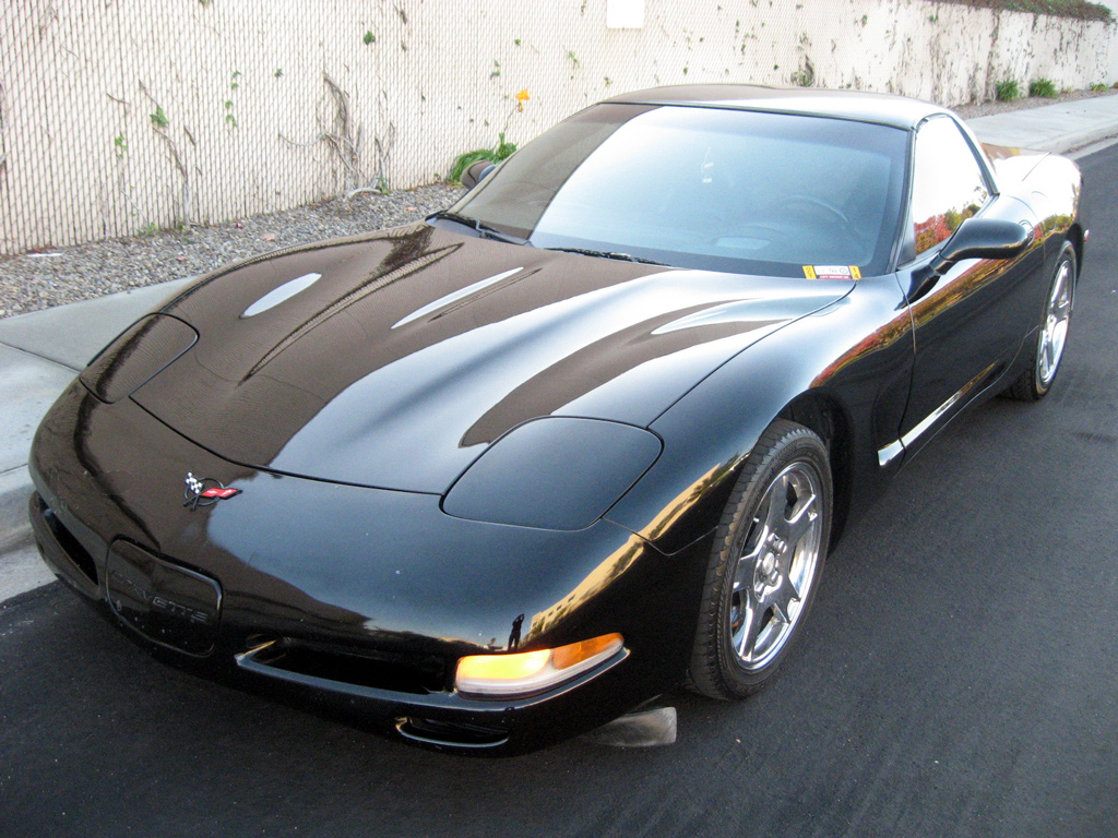 1999 Chevy Corvette Coupe - SOLD