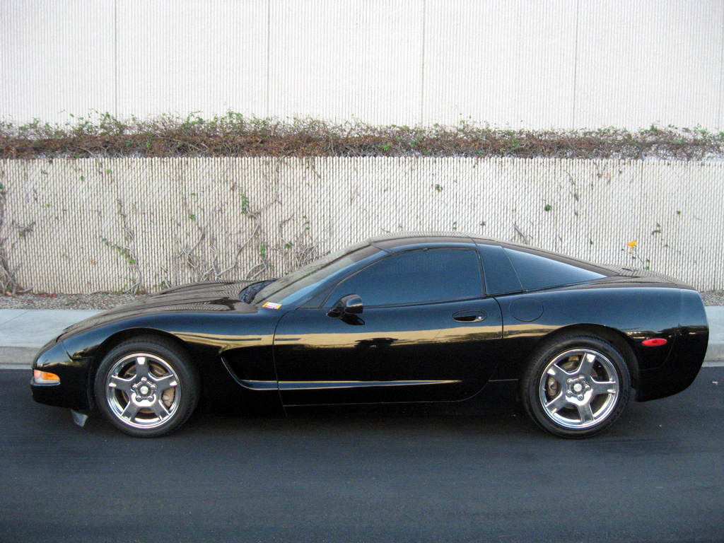 1999 Chevy Corvette Coupe - SOLD [1999 Chevy Corvette ...