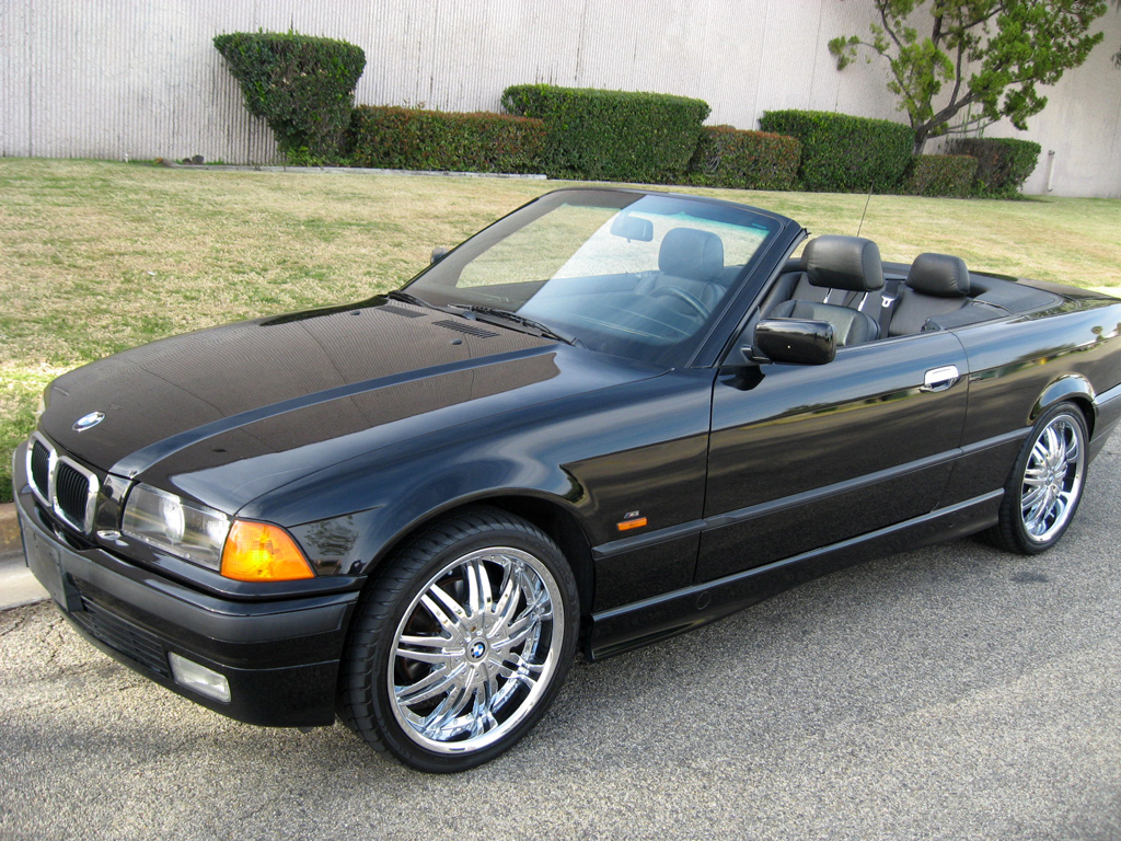 1999 BMW 323iC Convertible - SOLD