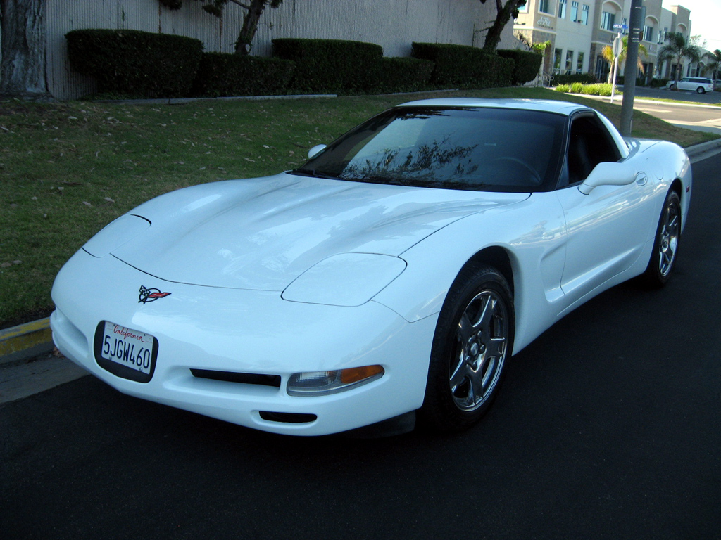 1999 Chevy Corvette SOLD