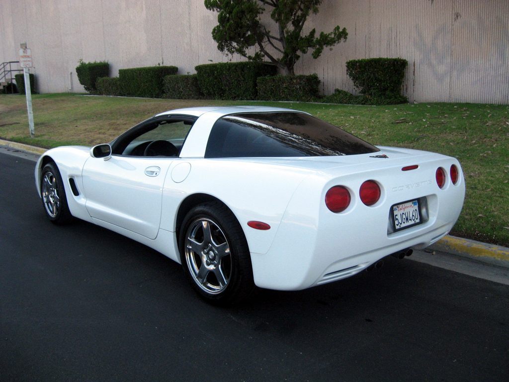1999 Chevy Corvette Sold Coupe 1590000 1953 Ford Jubilee Tractor Wiring Diagram Free Picture