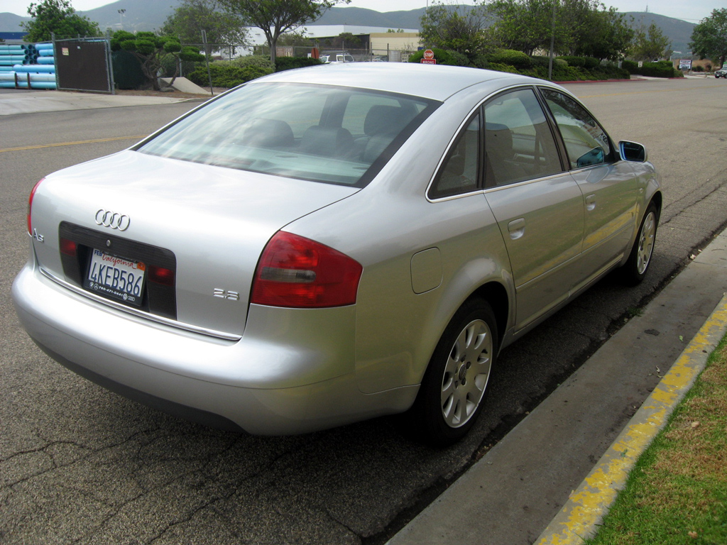 2000 audi a6 sedan sold 2000 audi a6 sedan 6 auto consignment san diego private. Black Bedroom Furniture Sets. Home Design Ideas