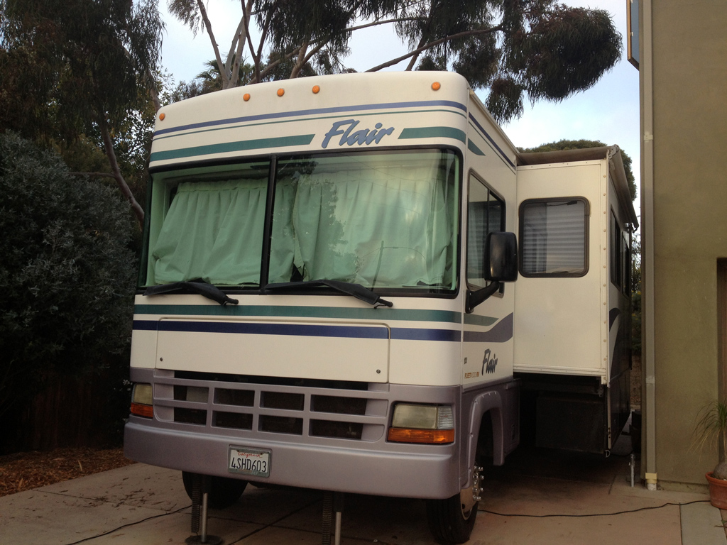 Central Buick Gmc >> 2000 Fleetwood Flair SOLD [2000 Fleetwood Flair RV ...