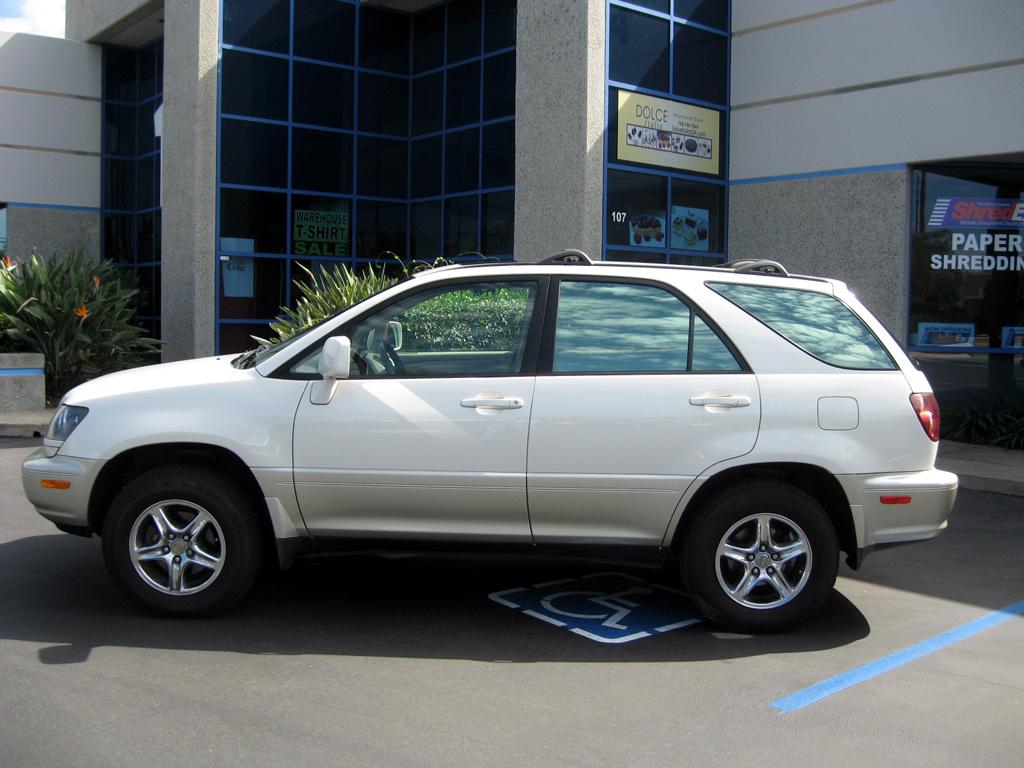 San Tan Hyundai >> 2000 Lexus RX300 - SOLD [2000 Lexus RX300] - $8,900.00 : Auto Consignment San Diego, private ...