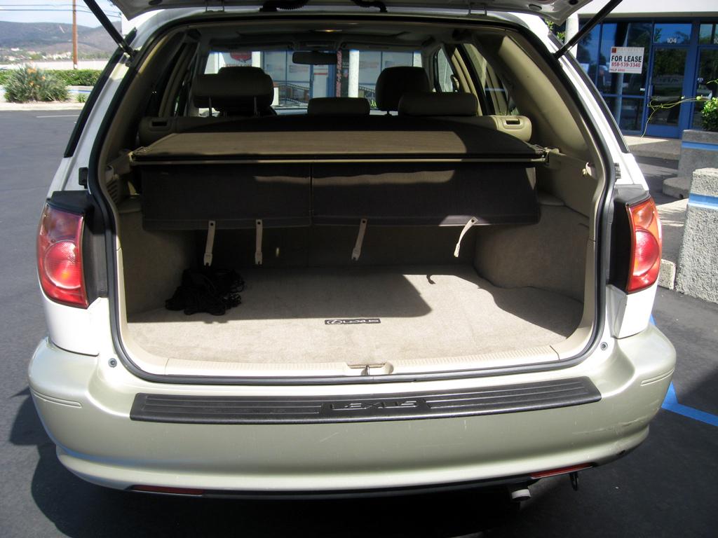 2000 Lexus Rx300 Sold 2000 Lexus Rx300 8 900 00