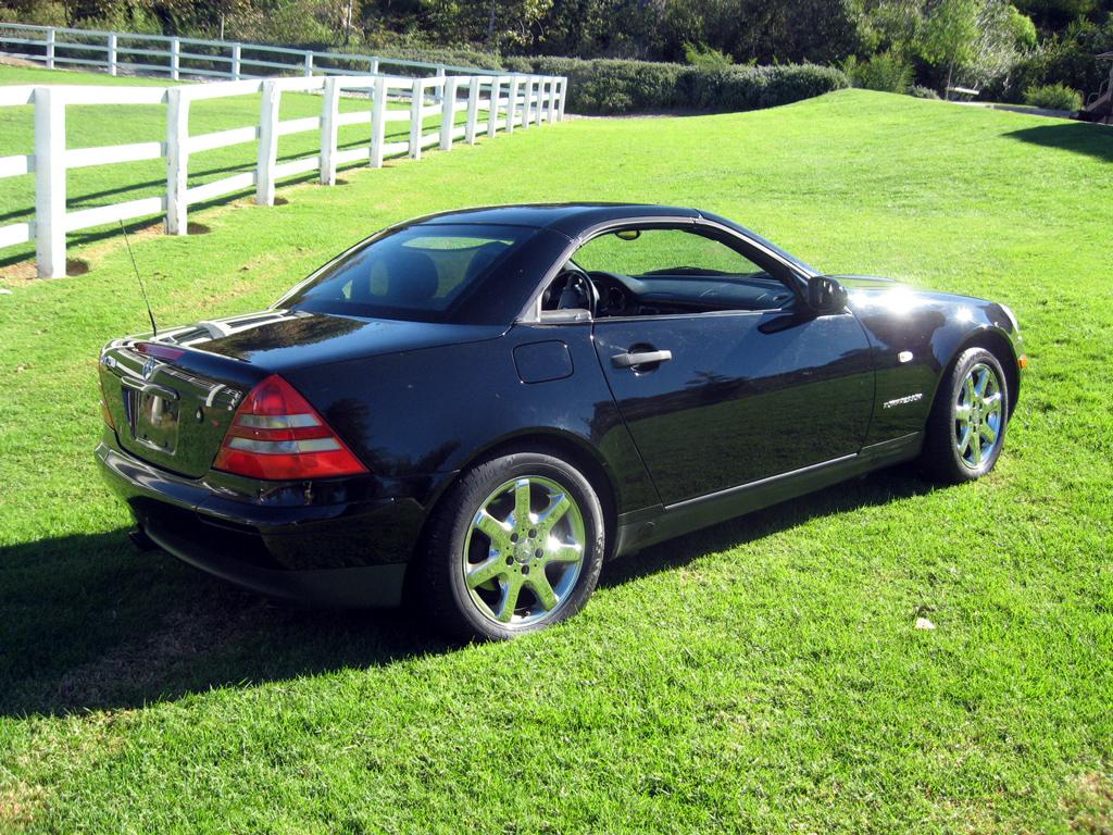2000 Mercedes Slk 230 Sold 2000 Mercedes Slk