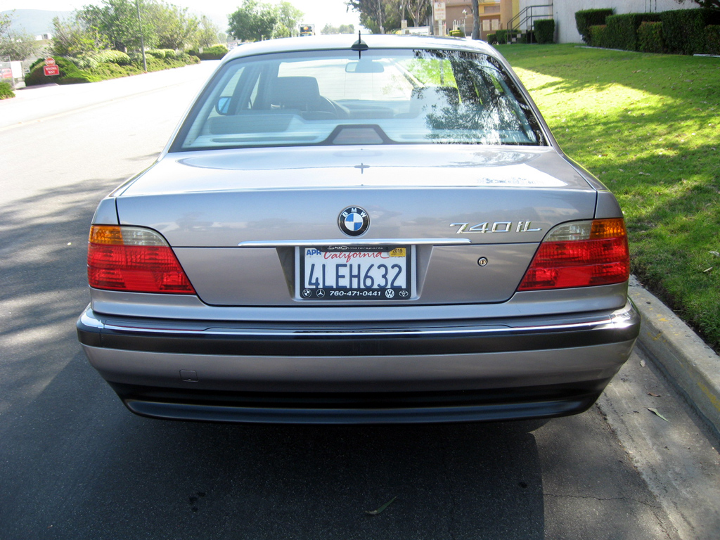 2000 BMW 740iL SOLD
