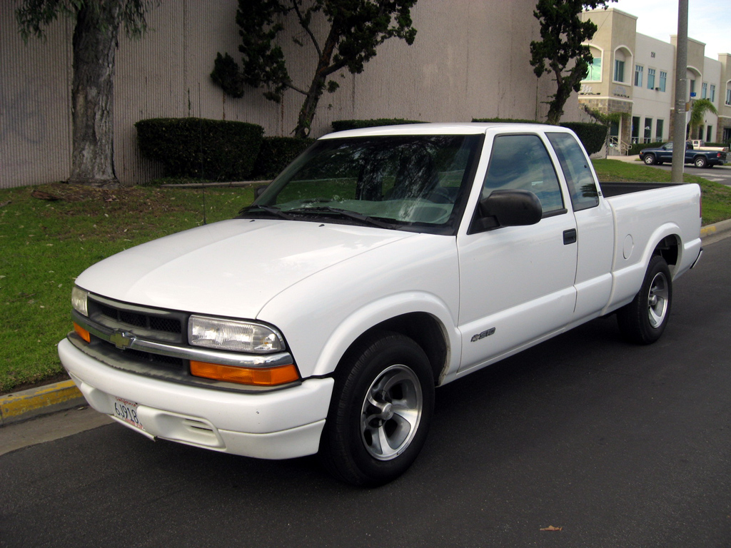 2000 chevy s10 sold