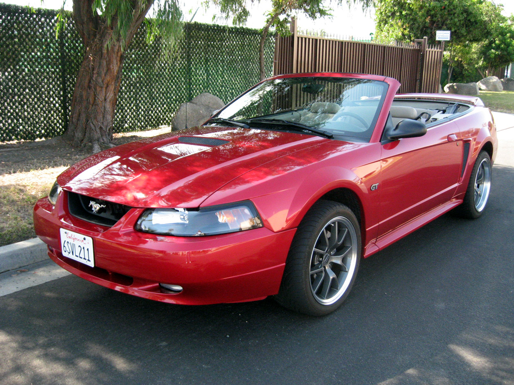 2000 Ford Mustang GT - SOLD