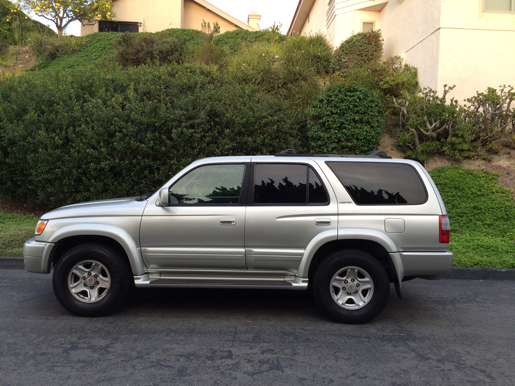 2000 Toyota 4runner Limited 2000 Toyota 4runner Limited