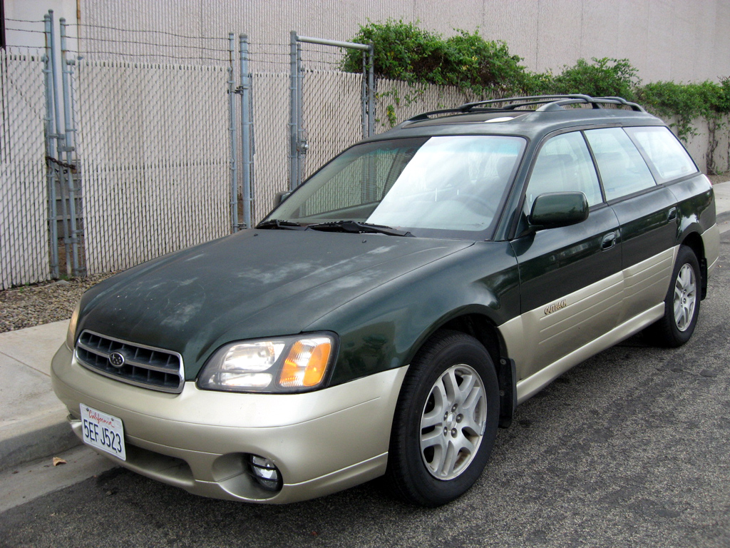 2001 Subaru Outback - SOLD