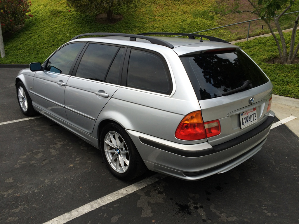 2001 BMW 325i Wagon - SOLD