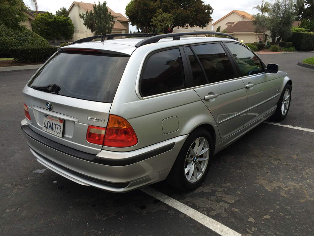 Bmw I Wagon D