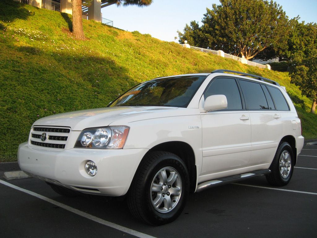 2001 toyota highlander limited awd toyota highlander auto consigment of san diego. Black Bedroom Furniture Sets. Home Design Ideas