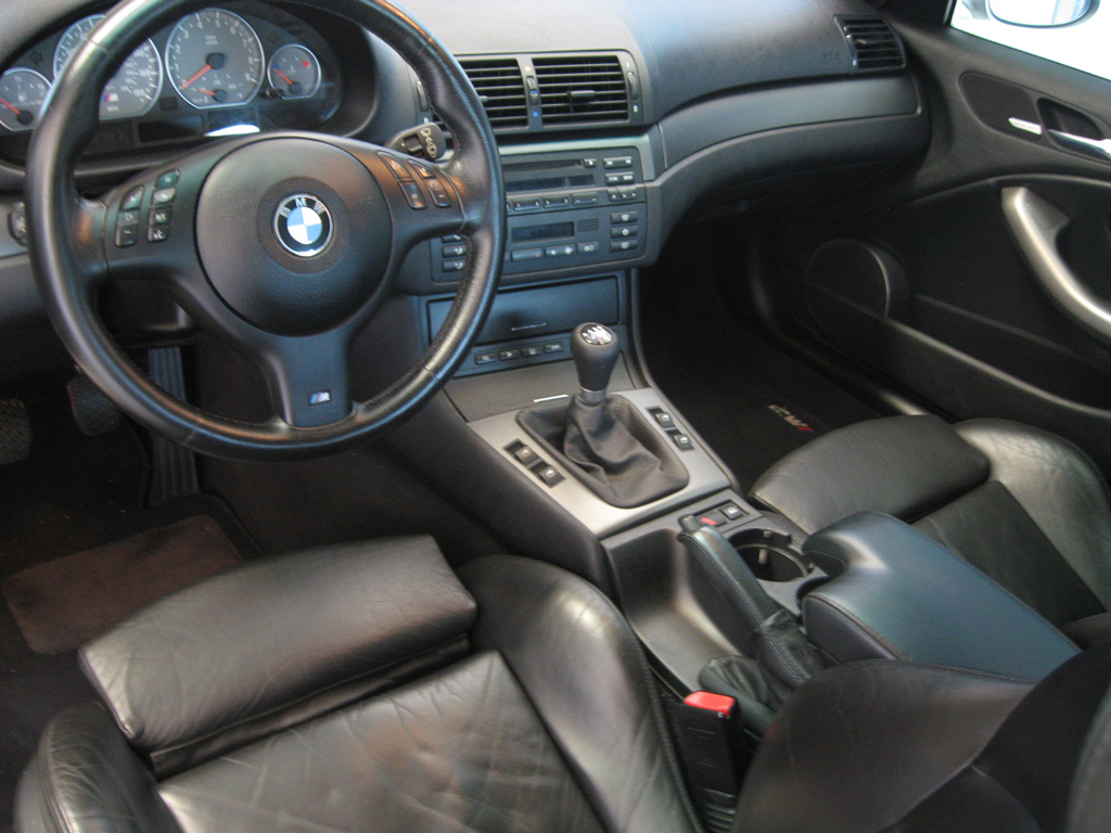 2002 BMW M3 Coupe - SOLD