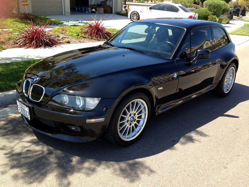 2002 Bmw Z3 Coupe Sold 2002 Bmw Z3 Coupe 16 900 00