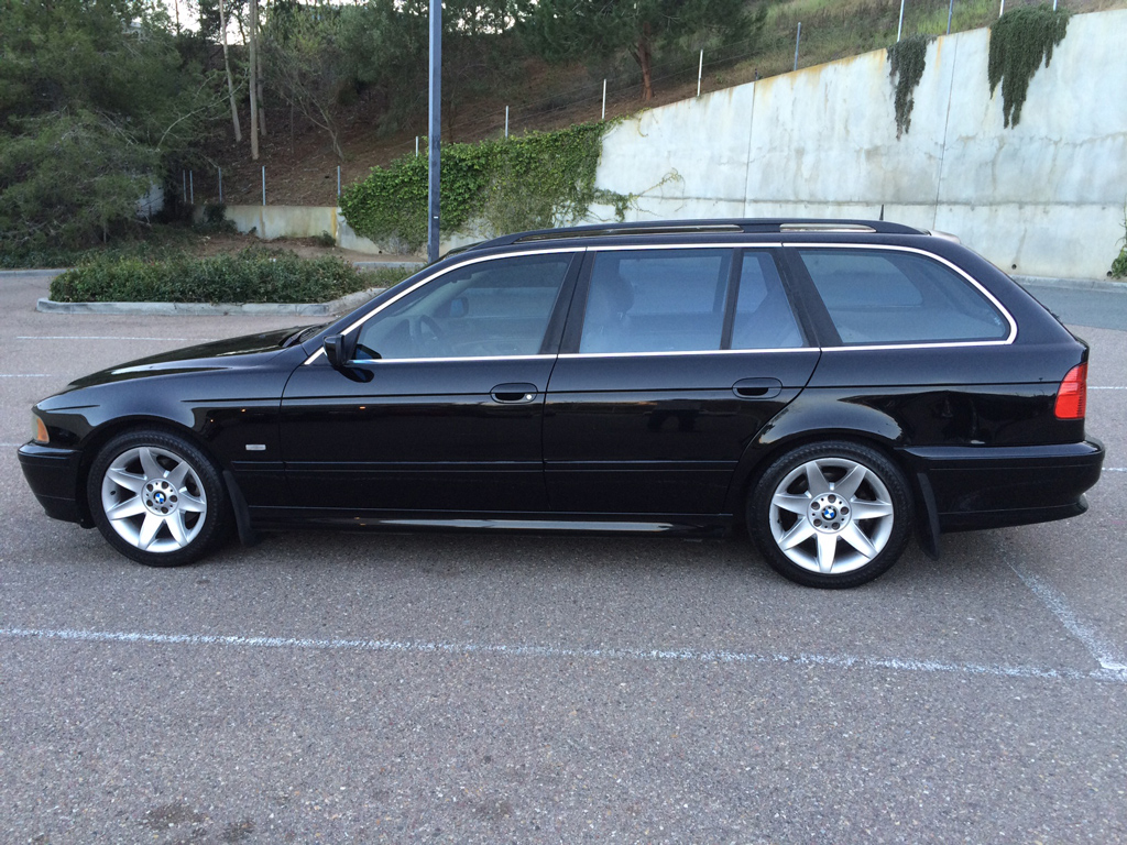 2002 BMW 525iT Wagon SOLD [2002 BMW 525iT Wagon] - $8,900.00 : Auto Consignment San Diego ...