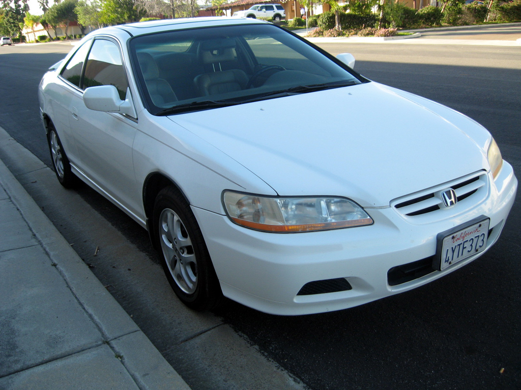 2002 Honda Accord SOLD 2002 Honda Accord EX Coupe
