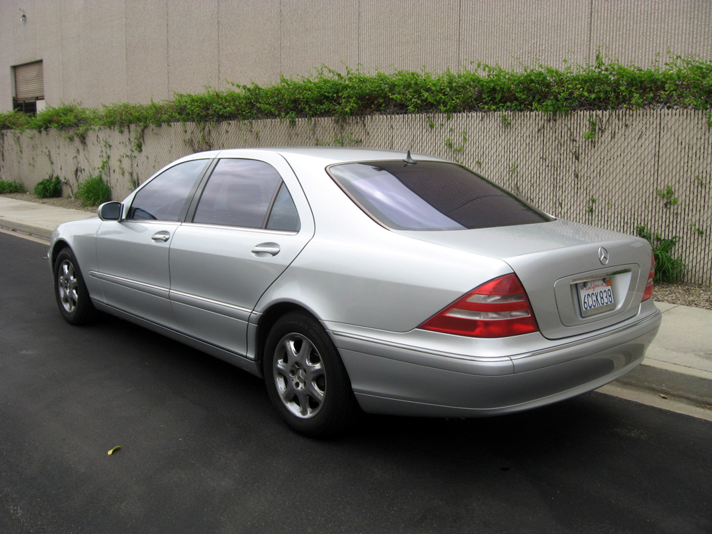 2002 mercedes s430 sold 2002 mercedes s430 9 for 2002 s430 mercedes benz