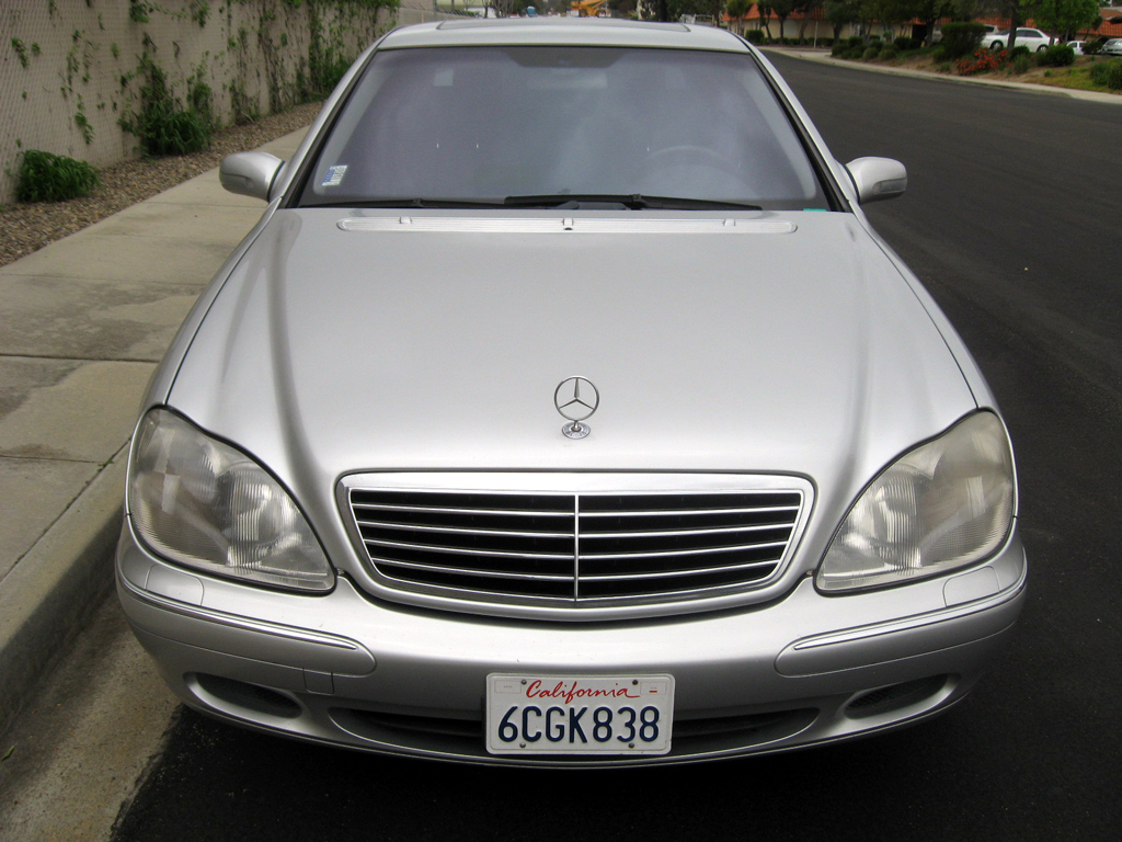 2002 Mercedes S430 - SOLD
