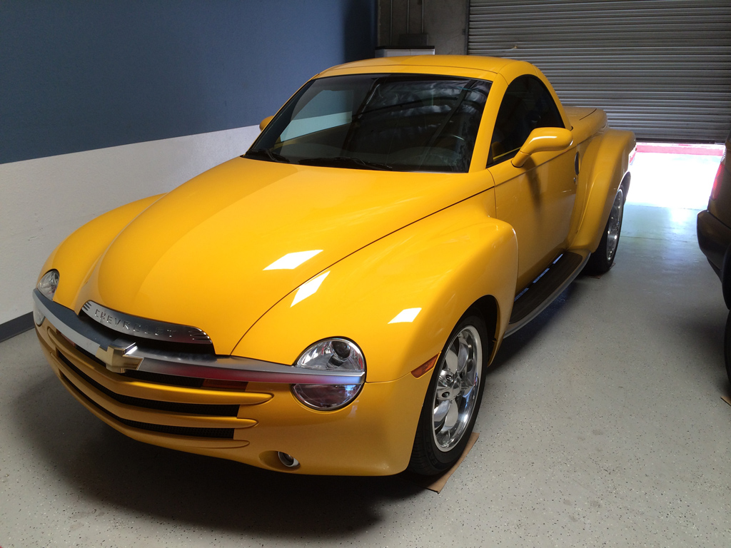 2003 Chevy SSR - SOLD
