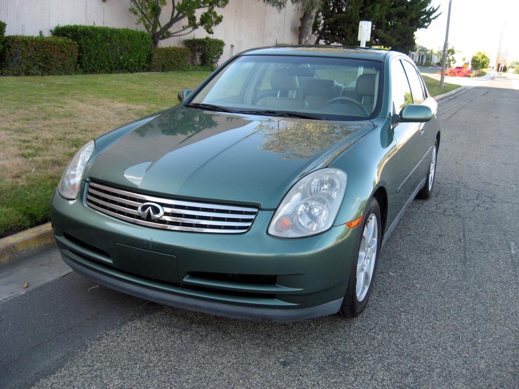 All Types infinity g35 2003 : 2003 Infiniti G35 Sedan - SOLD [2003 Infiniti G35 Sedan ...
